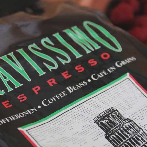 Bravissimo Coffee Beans